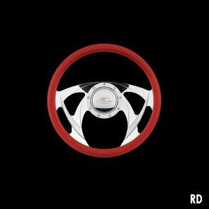 Photo5: Billet Specialties Steering Wheels Sniper 35cm