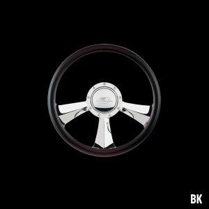 Photo1: Billet Specialties Steering Wheels Rival 35cm