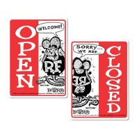 Rat Fink Message Board OPEN & CLOSED