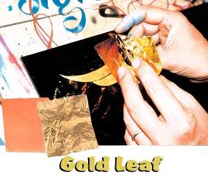 Photo1: Gold Leaf Set