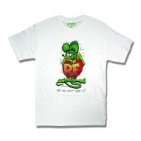 "Rat Fink Monster T-Shirt ""Standing Rat Fink"""