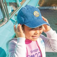 Kids MOON 6 Panel Cap
