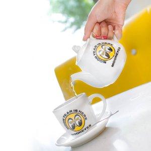 Photo2: MOONEYES Tea Pot  (500ml)