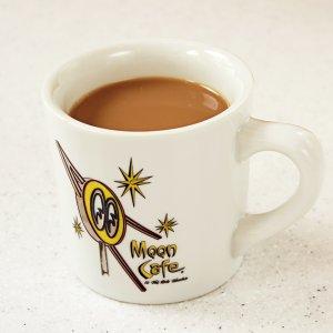 Photo1: MOON Cafe Mug