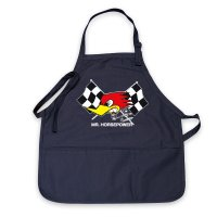 Clay Smith Checker Flag Apron