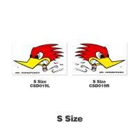 Clay Smith Sticker 15 X 11cm