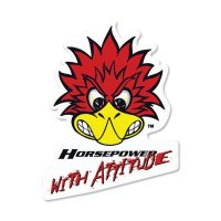 Clay Smith Attitude Decal