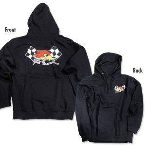 Photo1: Clay Smith Checker Flag Parka