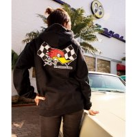 Clay Smith Checker Flag Parka