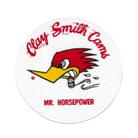 Clay Smith Patches - MR.HORSEPOWER Round
