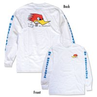 Clay Smith  Long Sleeve T-Shirt White