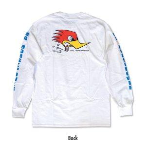 Photo2: Clay Smith  Long Sleeve T-Shirt White