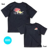 Kids Clay Smith Traditional Design T-Shirt Black