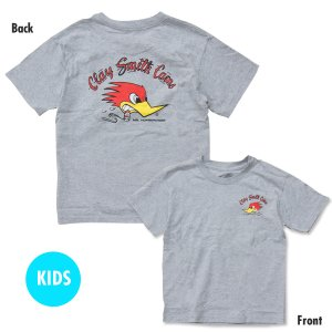 Photo1: Kids Clay Smith Traditional Design T-Shirt