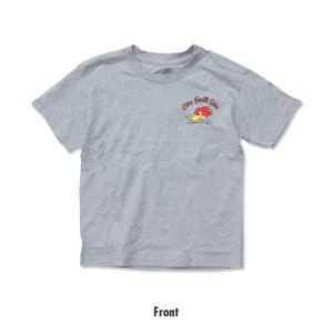 Photo2: Kids Clay Smith Traditional Design T-Shirt