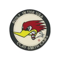 Clay Smith Patch - Round Patch