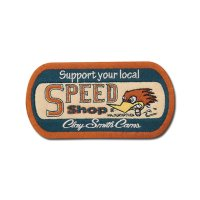 Clay Smith Patches - Speed Shop