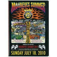 2010 MOONEYES USA Summer Show   (DVD)