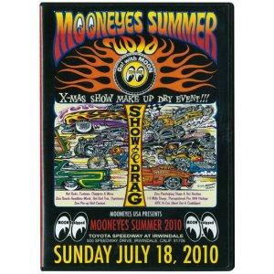 Photo1: 2010 MOONEYES USA Summer Show   (DVD)