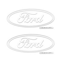 Die Cutz Decal FORD