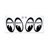 MOON Equipped 4eyes Sticker