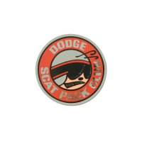 HOT ROD Sticker DODGE SCAT PACK CLUB Sticker