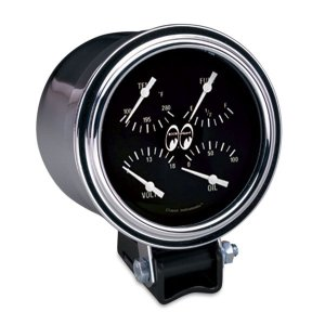 Photo1: Black Mounting cup - For 2 1/16inch Gauge