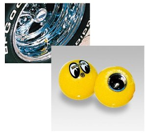 Photo1: MOONEYES Eyeball Air Valve Cap