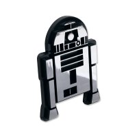 STAR WARS R2D2 Injection Molded Emblem