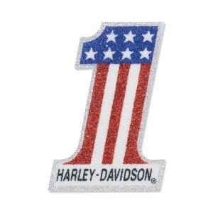 Photo1: GEMZ BLING KIT Sticker HARLEY-DAVIDSON No.1