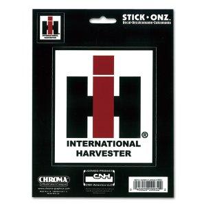Photo1: STICK-ONZ Decal  (Sticker)  Int. HARVESTER