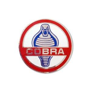 Photo1: HOT ROD Sticker COBRA Sticker 3inch