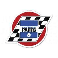 HOT ROD Sticker Chrysler Parts