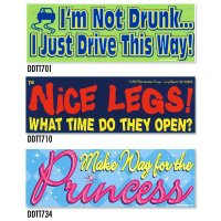 Bumper Stickers -0 (DDTT-0)