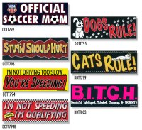 Bumper Stickers -4  (DDTT-4)