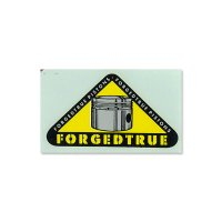 FORGEDTRUE Waterslide Decal