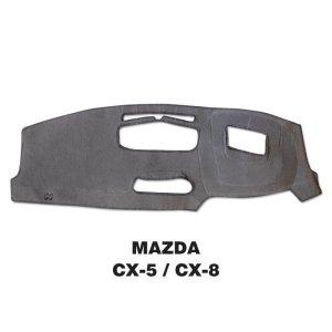 Photo2: MAZDA CX-5 / CX-8 Dashboard Covers