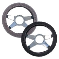 MOONEYES Velor Steering Wheel Cover