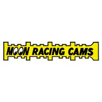 MOON Racing Cams Sticker Large