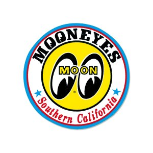 Photo2: MOONEYES Southern California Sticker