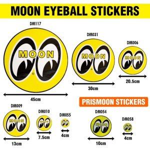 Photo2: EYEBALL Sticker 4cm