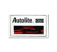 HOT ROD Sticker Autolite Sticker