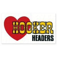 HOT ROD Sticker HOOKER HEADERS
