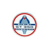 HOT ROD Sticker SHELBY AMERICAN GT350 Sticker