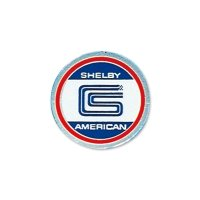 HOT ROD Sticker SHELBY AMERICAN Sticker