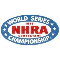 HOT ROD Sticker 1974 NHRA WORLD SERIES CHAMPIONSHIP CONTESTANT Sticker
