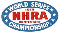 HOT ROD Sticker 1970 NHRA WORLD SERIES CHAMPIONSHIP CONTESTANT Sticker