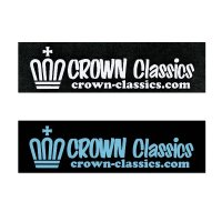 CROWN Classics Decal