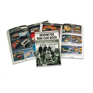 Photo1: MOONEYES Mini Car Book