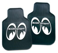 MOON Equipped Rubber Floor Mat